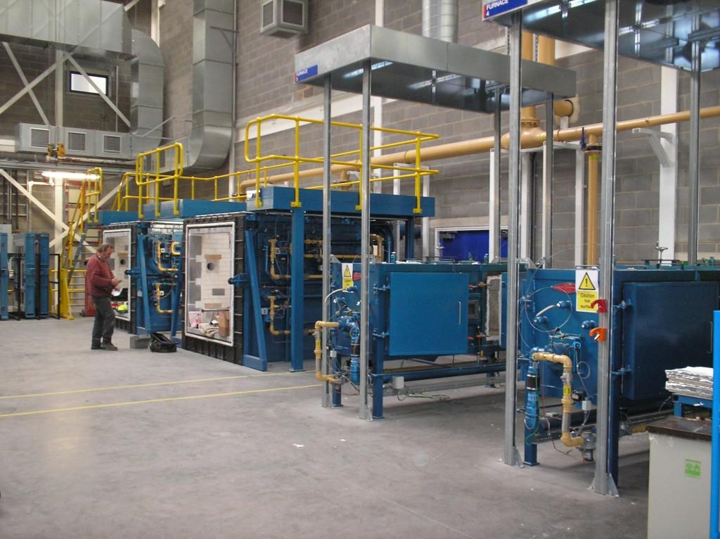 cremator furnace repairs